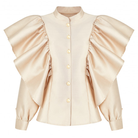 AW19 WO LOOK 13 BLOUSE
