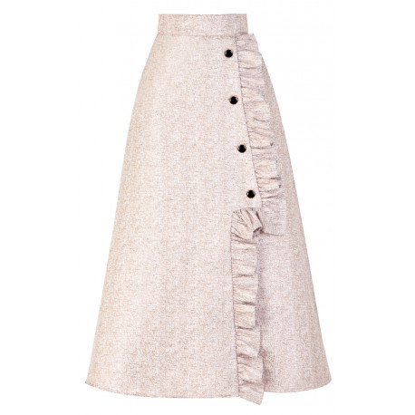 AW19 WO LOOK 28 SKIRT
