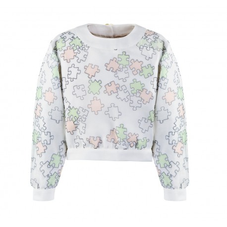 AW15 PETITE LOOK 11 BLOUSE