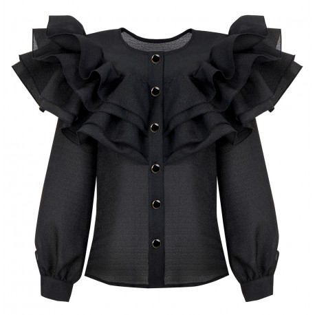AW19 WO LOOK 45 BLOUSE