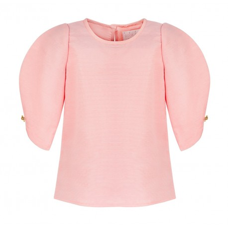 AW15 PETITE LOOK 04.1 PINK BLOUSE