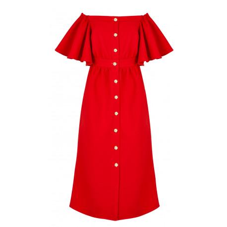 SS19 WO LOOK 19 DRESS