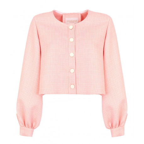 AW19 WO LOOK 30 BLOUSE