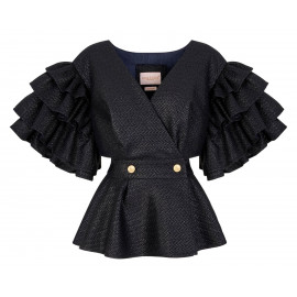 aw19 wo look 15 blouse