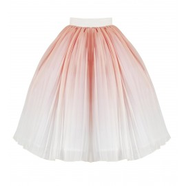 AW15 PETITE LOOK 04 PINK-OMBRE SKIRT