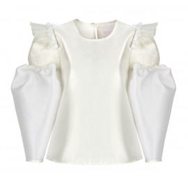 BS06 LOOK 09 BLOUSE WHITE