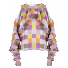 aw21 pl look 4 blouse