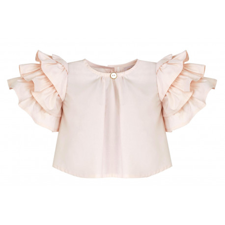 AW21 MP LOOK 02 BLOUSE
