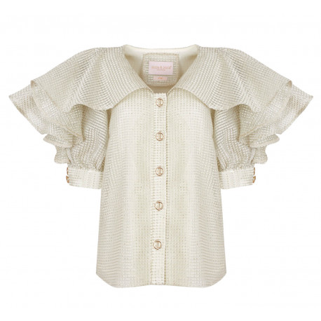 AW21 WO LOOK 18 BLOUSE