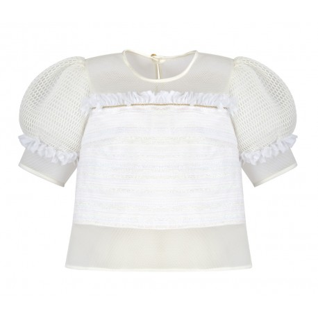 BS06 LOOK 36 BLOUSE WHITE