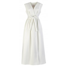 SS14 LOOK 13 WHITE DRESS