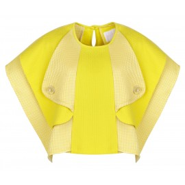 BA06 LOOK 16 YELLOW CAPE