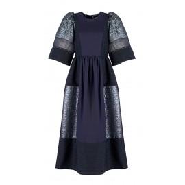 AW16 LOOK 14 DRESS