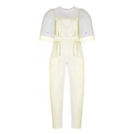 JUMPSUIT CA06 JU37.1 CREAM