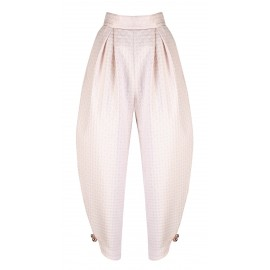 AW15 LOOK 33.3 PINK PANTS