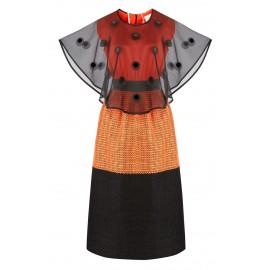 AW16 LOOK 22 DRESS