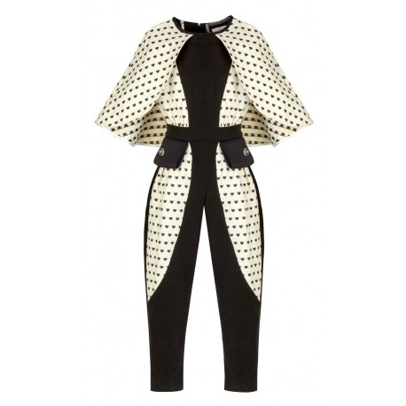 AW16 PETITE LOOK 14 JUMPSUIT