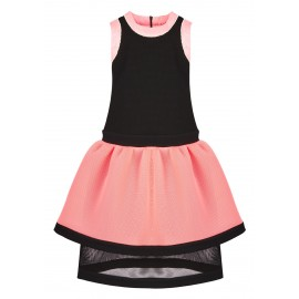AW16 PETITE LOOK 16 DRESS