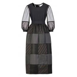 AW15 LOOK 05.1 BLACK DRESS