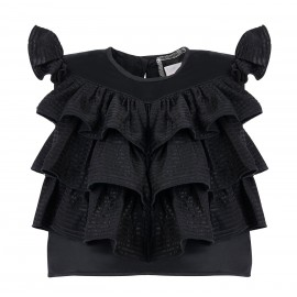 AW15 PETITE LOOK 18 BLOUSE
