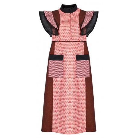 SS17 LOOK 09 DRESS