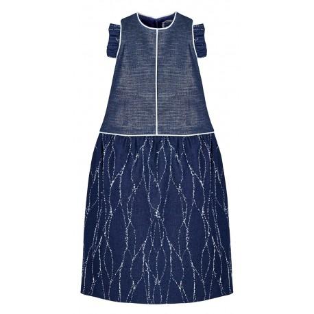 SS17 PETITE LOOK 03 DRESS