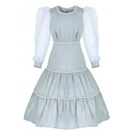 SS17 PETITE LOOK 18 DRESS