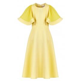 SS17 PETITE LOOK 21 DRESS