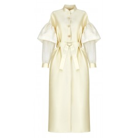 SS17 LOOK 11.1 CREAM DRESS