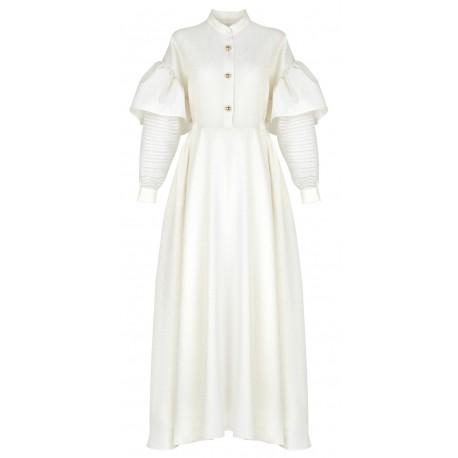 SS17 LOOK 41.1 PRINT DRESS