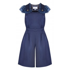 BS04 LOOK 34.1 NAVY BLUE JUMPSUIT