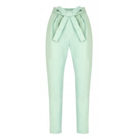 SS14 LOOK 26.1 GREEN PANTS