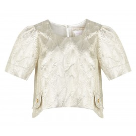 SS15 LOOK 1 BLOUSE