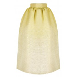 BS05 LOOK 01 GOLDSKIRT