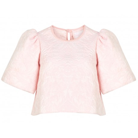 AW15 LOOK 07.9 PINK BLOUSE