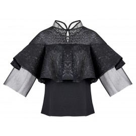 MADEMOISELLE COLLECTION LOOK 01 BLOUSE