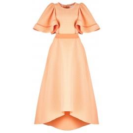 SS17 LOOK 10.2 PEACH DRESS