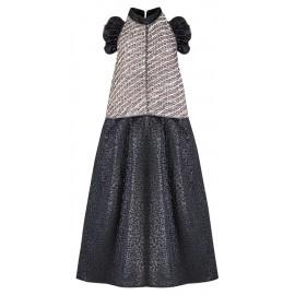 SS17 LOOK 14.2 BLACK DRESS
