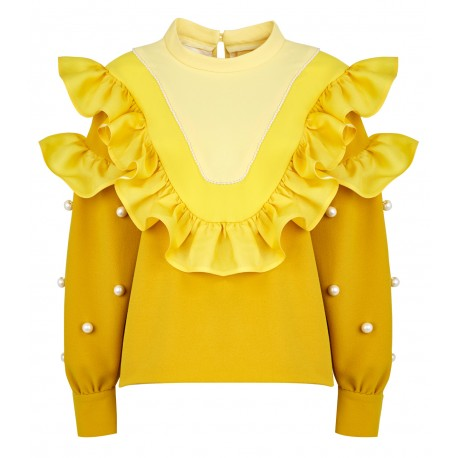 AW17 LOOK 11 BLOUSE