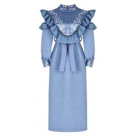 AW17 LOOK 19 DRESS