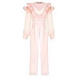 POWDER PINK JUMPSUIT