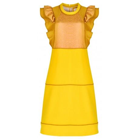 AW17 LOOK 28.3 DRESS