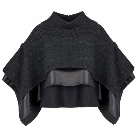 BLOUSE WITH BAT SLEEVES
