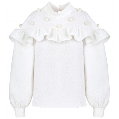 AW17 PETITE LOOK 21 BLOUSE