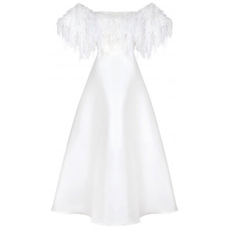 SS18 LOOK 01 BRIDAL WEEKEND DRESS