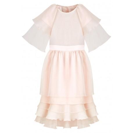 SS18 PETITE LOOK 01 BRIDAL WEEKEND DRESS