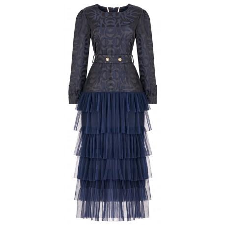 SS18 LOOK 03 WOMAN DRESS