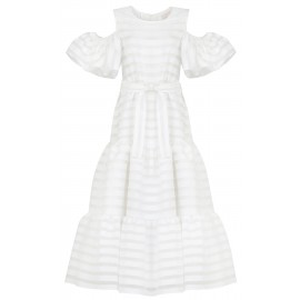ss18 look 16 woman white dress