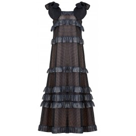 ss18 wo look 20 black dress