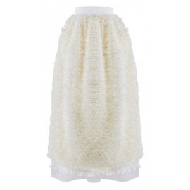 SS15 LOOK 08 CREAM SKIRT